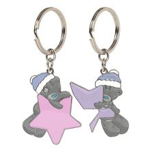 Tatty Teddy Winter Stars 2 Part Me to You Bear Key Rings