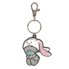 My Dinky Rabbit Hat Me To You Bear PVC Key Ring