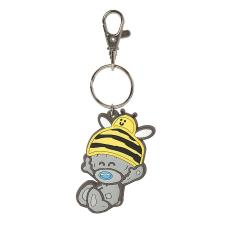 My Dinky Bee Hat Me To You Bear PVC Key Ring