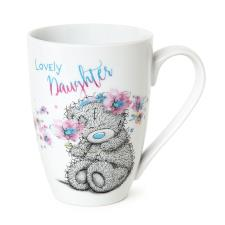 Lovely Daughter Me To You Bear Mug