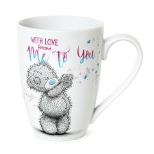 With Love From Me To You Bear Mug