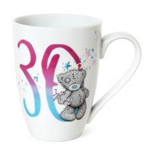 30th Birthday Me To You Bear Boxed Mug