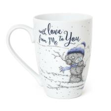 Winter Scene Me To You Bear Boxed Mug