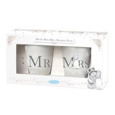 Mr & Mrs Me to You Bear Wedding Couple Mug Gift Set