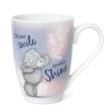 Dream, Smile, Sparkle & Shine Me to You Bear Boxed Mug