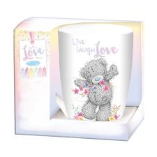 Live Laugh Love Me to You Bear Mug