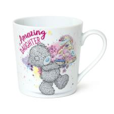 Amazing Daughter Me to You Bear Boxed Mug