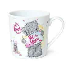 With Love Me To You Bear Mug