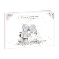 Me to You Bear Wedding Guest Book