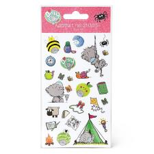 Dinky Adventure Me to You Bear Stickers