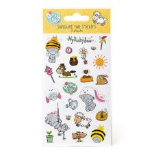 My Dinky Sunshine Fun Me to You Bear Stickers