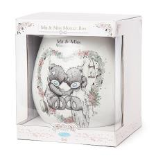 Me to You Bear Wedding Fund Money Jar