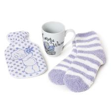 Mug, Socks & Hot Water Bottle Me To You Bear Gift Set
