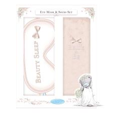 Bride To Be Me to You Bear Eye Mask & Sock Gift Set