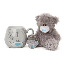 "6"" Bear, Ceramic Mug & Keyring Me to You Bear Gift Set"