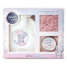 Hot Water Bottle, Scented Candle & Socks Me to You Bear Gift Set