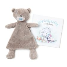 Tiny Tatty Teddy Sleep Time Book & Comforter Gift Set