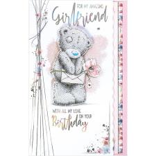 Amazing Girlfriend Luxury Me to You Bear Birthday Card