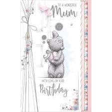 Mum Luxury Me to You Bear Birthday Card