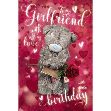 3D Holographic Girlfriend Me to You Bear Birthday Card