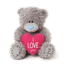 "4"" I Love You Heart Me to You Bear"