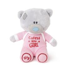 "4"" Cutest Little Girl Tiny Tatty Teddy Me to You Bear"