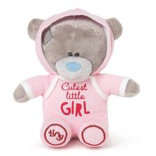 "4"" Cutest Little Girl Onesie Tiny Tatty Teddy Me to You Bear"
