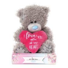 "7"" Padded Love Heart Me To You Bear"