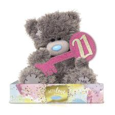 "7"" Holding 21st Birthday Key Me to You Bear"