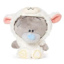 "7"" Dressed As Lamb Tiny Tatty Teddy Me To You Bear"