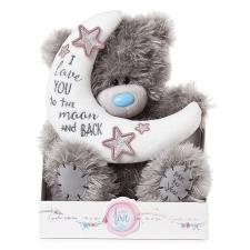 "9"" Love You to The Moon Me to You Bear"