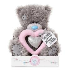 "9"" Girlfriend Padded Hanging Hearts Me to You Bear"
