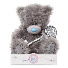 "9"" 21st Birthday Key Me To You Bear"