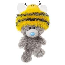 "9"" My Dinky Bear Bee Hat Me to You Bear"