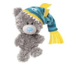 "9"" My Dinky Bear Fish Hat Me to You Bear"