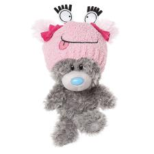 "9"" My Dinky Bear Monster Hat Me to You Bear"