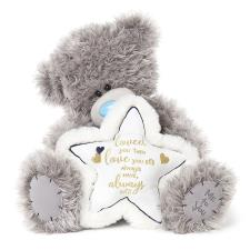 "12"" Padded Love Verse Star Me To You Bear"