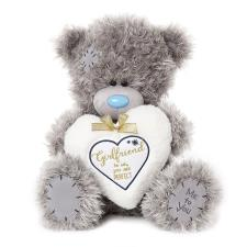 "12"" Girlfriend Padded Heart Me To You Bear"