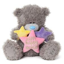 "20"" Happy Happy Birthday Stars Me to You Bear"