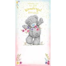 Wonderful Birthday Me to You Bear Birthday Card