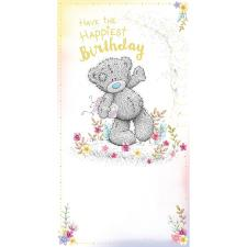 Happiest Birthday Me To You Birthday Card