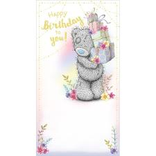 Happy Birthday Gifts Me to You Bear Birthday Card