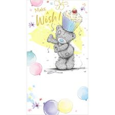 Make A Wish Me to You Bear Birthday Card