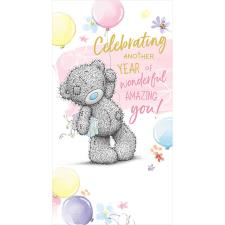 Celebrating Another Year Me to You Bear Birthday Card