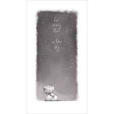 Tatty Teddy Looking To The Stars Me To You Bear Card
