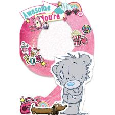 My Dinky 9th Birthday Me to You Bear Birthday Card