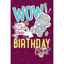 My Dinky Its Your Birthday Me to You Bear Card
