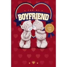 Boyfriend Birthday Me to You Bear Card