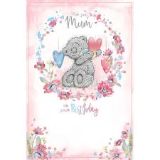 For You Mum Me To You Bear Birthday Card