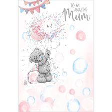 Amazing Mum Me To You Bear Birthday Card